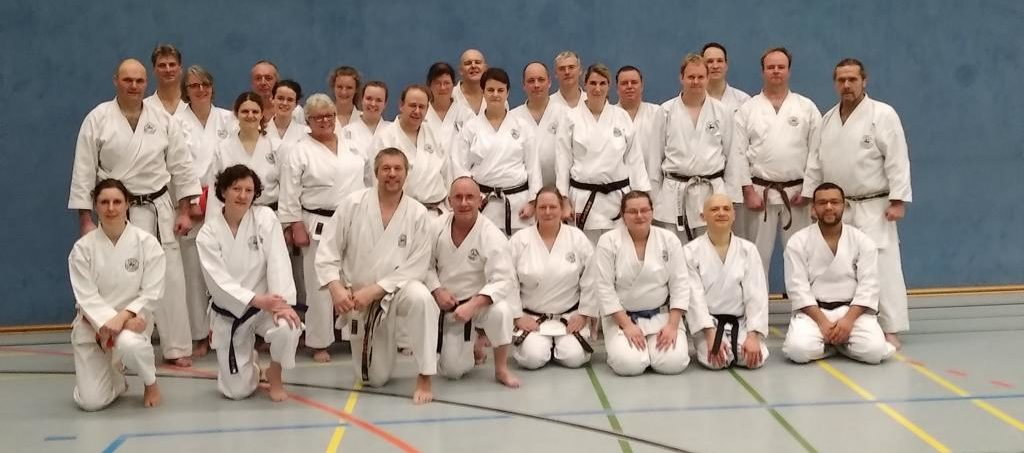 Karate Willich Dojo Zanshin